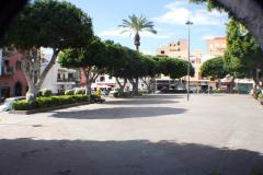 Plaza in Alcalá