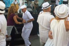 Fiesta auf der Plaza