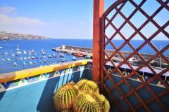 Blick-Yachthafen-Playa-San-Juan