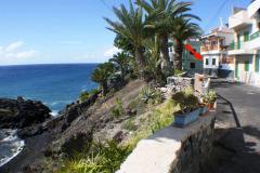San Vicente –  direkt am Meer
